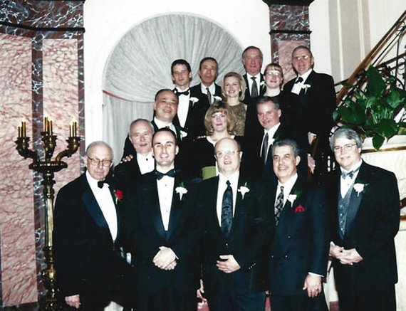 2001 Heather DP Chamber of Commerce Board
