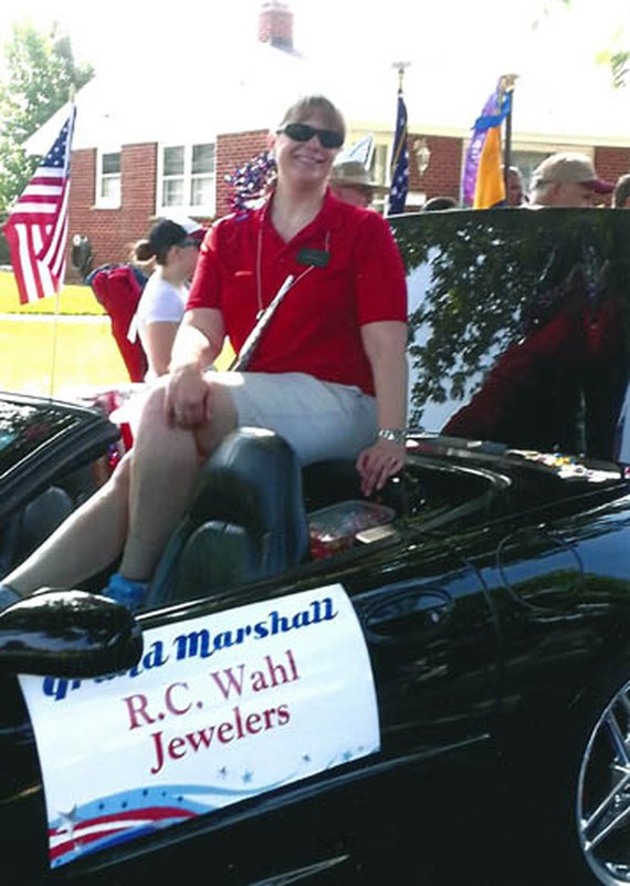 2013 Heather Grand Marshall