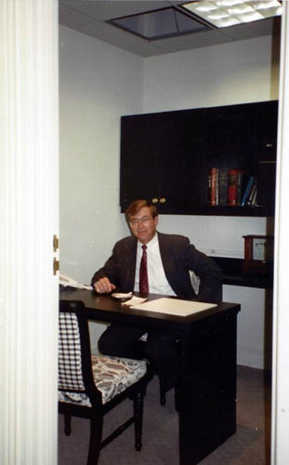 Bob Diamond Room 1990